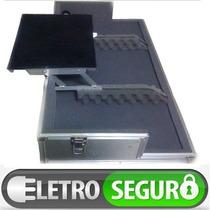Case Dj Para Cdj 400 Pioneer + Mixer Djx 900 Usb
