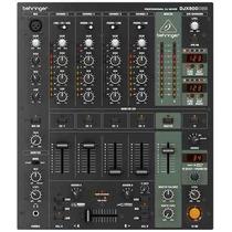 Mixer Para Dj Djx 900 Usb Behringer ++ General Som ++