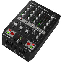 Mixer Vmx 300 Usb Behringer De 3 Canais / Mesa Pra Djs
