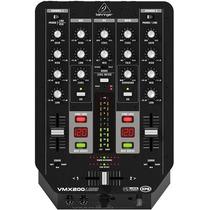 Vmx200usb Mixer Dj Behringer 2 Canais Vmx 200 Usb Vmx 200usb