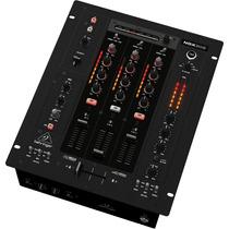 Mixer Dj Nox303 Behringer Só No Territorio Dos Djs