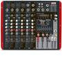 Mesa Amplificada Novik Neo 800p 600w Efeitos Eq Mp3 Kadu Som