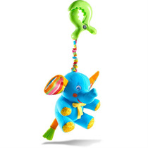 Móbile Para Carrinho Tiny Smarts Eli Elephant - 4babies