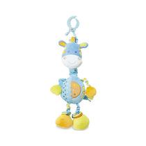 Brinquedo Musical De Atividades Baby Azul Buba Toy