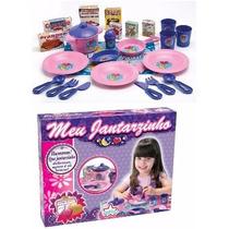 Meu Jantarzinho - Big Star- Brinquedos! Para Meninas!