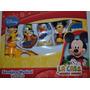 Móbile Giratório Musical Disney P/ Berço Pooh Ou Mickey!