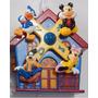 Móbile Giratório Musical Carrinho Berço Disney Mickey Mouse!