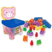 Kidverte Pig De Montar Brinquedo Infantil Big Star