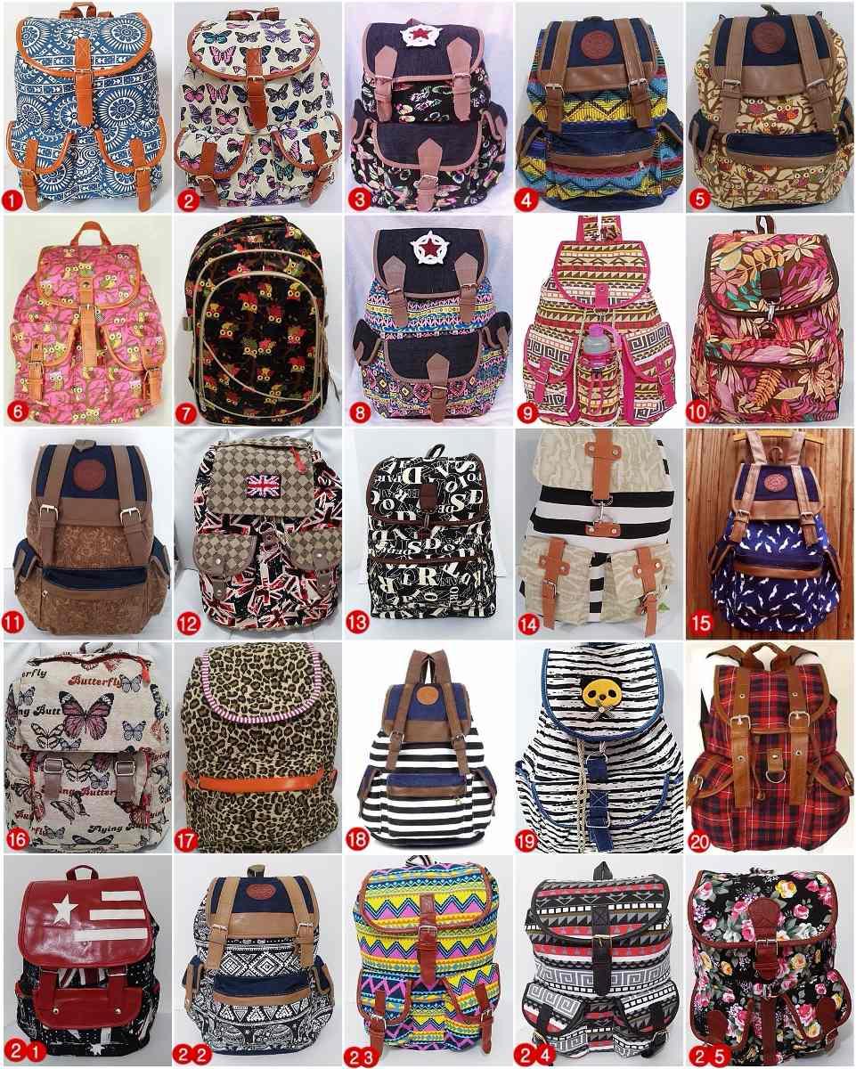 Bolsa De Mão Da Moda 2015 : Mochila bolsa feminina juvenil escolar ursinho moda