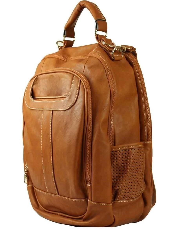 Bolsa Feminina Couro : Mochila feminina bolsa couro sint?tico produto importado