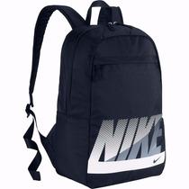 Mochila Nike Escolar Para Notebook Masculina Preta 578091