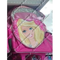 Mochila De Rodinhas G Barbie Original