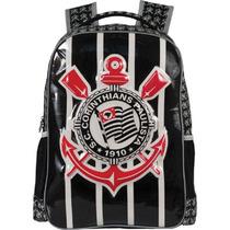 Mochila Escolar Corinthians Grande Xeryus 5222