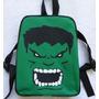 Mochila Hulk Escolar Passeio