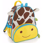 Mochila Infantil Skip Hop Zoo Material Escolar Animais