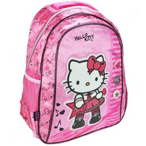Mochila Infantil Hello Kitty Pretty.