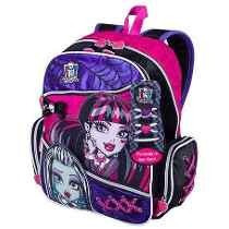 Mochila De Costas Média Monster High 15z - Sestini 063594