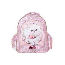 Mochila Jolie Pet Diamond Rosa Pacific
