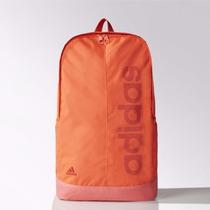 Mochila Adidas Linear Essentials Original Laranja