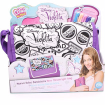 Bolsa Violetta Disney C/ Caneta P/ Colorir Pronta Entrega!
