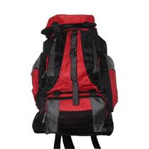 Mochila Sport Camping Impermeavel Para Trilha Viagem Escolar
