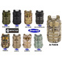 Mochila Tática Assault, Paintball, Airsoft, Militar Tactical