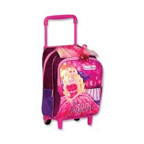 Mochilete Barbie Princesa Pop Star Pequena Sestini