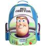 Mochila Toy Story 3d Buzz Em Poliéster, Colorida - Dermiwil