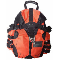 Backpack Mochila Oakley Laranja Icon 2.0 100% Original