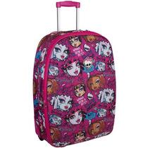 Mala Rodinha Monster High Vs3 Kids Infantil Menina Sestini