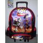 Mochila Toy Story Escolar Rodinhas Pronta Entrega