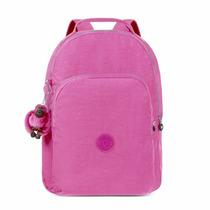 Mochila Kipling Escolar Gouldi Rosa Pink Fuchsia Original