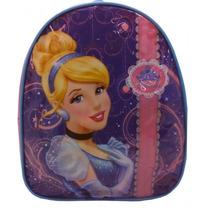 Kit Mochila Disney-gatinha Marrie+adesivos+biju Mel