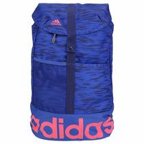 Mochila Adidas Linear Ess Grafica Ab0699 Aqui É Original +n.