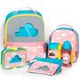 Kit Escolar Completo Nuvem Forget Me Not Skip Hop