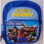 Mochila Super Mario Bros Média - Pronta Entrega No Brasil!