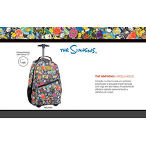 Mochila The Simpsons Ref.74021901