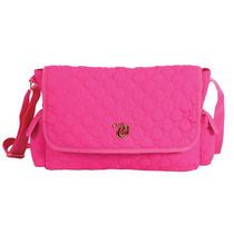 Bolsa Carteiro Da Capricho Original Pink 2016
