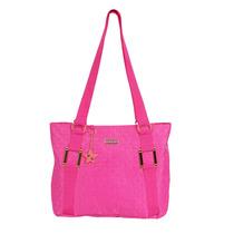 Bolsa Tote Planet Girl Pink Original Dermiwil Coleção 2016