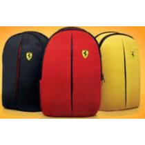 Mochila Oficial Da Ferrari - Original