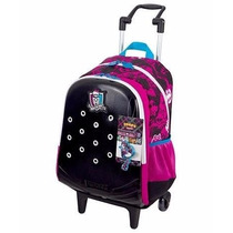 Mochila Monster High 15 Zoops