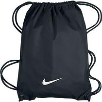 Sacola Nike Gs Swoosh Gymsack - Preto