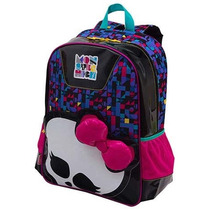 Mochila Infantil Costas Monster High Sestini