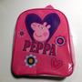 Mochila Infantil Peppa Pig Importada - Ultima Peca