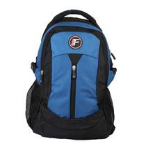 Mochila Masculina Fico Original Resistente 40583-azul
