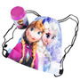 Lata Porta Objeto Mochila Princesa Disney Frozen Original