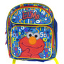 Médio Backpack Sesame Street Elmo Words / Texto Ss6597-2