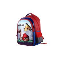 Mochila Costas Angry Birds Vermelha/azul - Santino