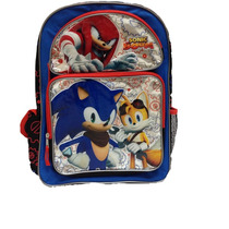 Pequeno Backpack Sonic The Hedgehog Sonic Boom 115146