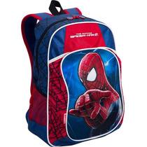 Mochila Escola Infantil Spiderman Filme Homem Aranha Sestini